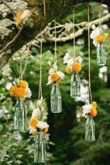 Çiçeklenmiş ağaçlar
