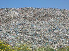 çöp dağı 8