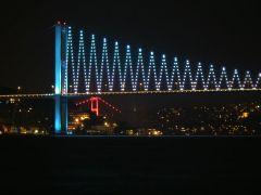 gece ve köprü