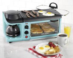 3'ü1 arada Kahvaltı Makinesi