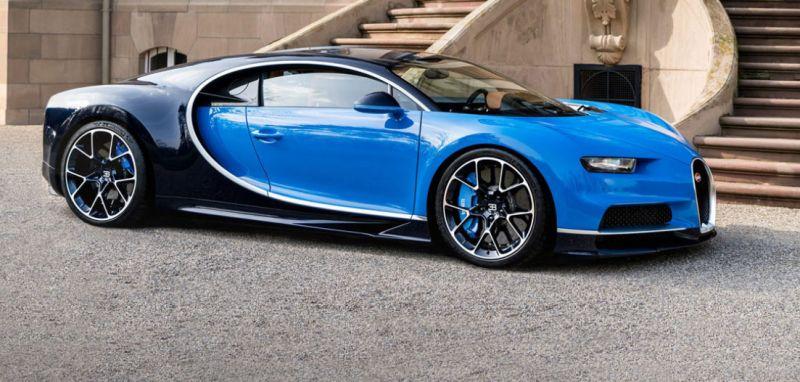 Bugatti Chiron, 2016 Fotoğraf Genel Bakış