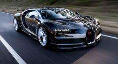 Bugatti Chiron, 2016 Fotoğraf Yolda 2