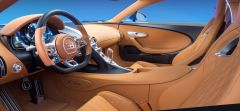 Bugatti Chiron, 2016 Fotoğraf İç Görünüş