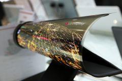 LG Rollable OLED - Yuvarlanabilir OLED