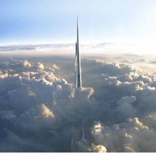 Jeddah Tower - Gökdeleni - 4