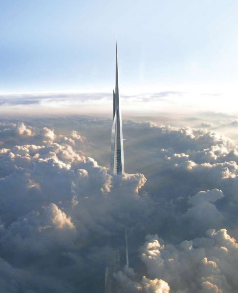 Jeddah Tower - Gökdeleni - 3