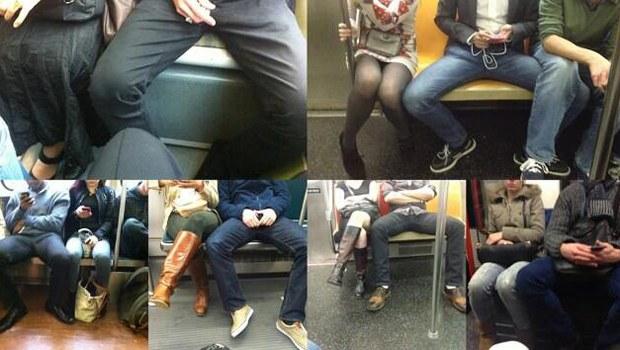 'Bacaklarını topla'