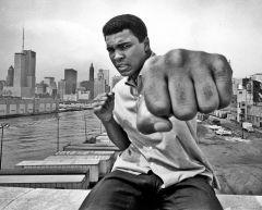 ABD'li efsanevi boksör eski ağır sıklet dünya şampiyonu Muhammed Ali 74 yaşında hayatını kaybetti.