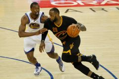 Cleveland Cavaliers 2016 NBA Şampiyonu
