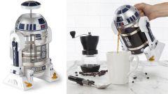 RD D2 Kahve Makinası - Yıldız Savaşları