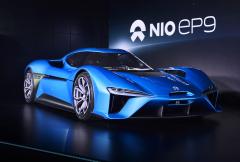 NextEV firmasının yeni elektrikli hypercarı Nio EP9