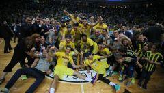 Fenerbahçe Basketbol Takımı Şampiyonluğunu ilan etti