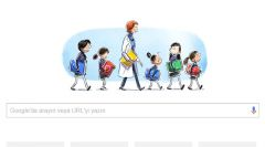 Google Doodle Prof. Dr. Türkan Saylan'ı Unutmadı