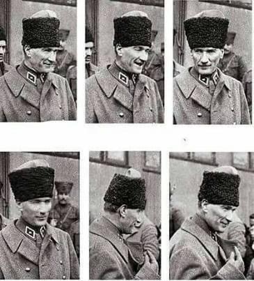 Sen Mustafa Kemalsin
