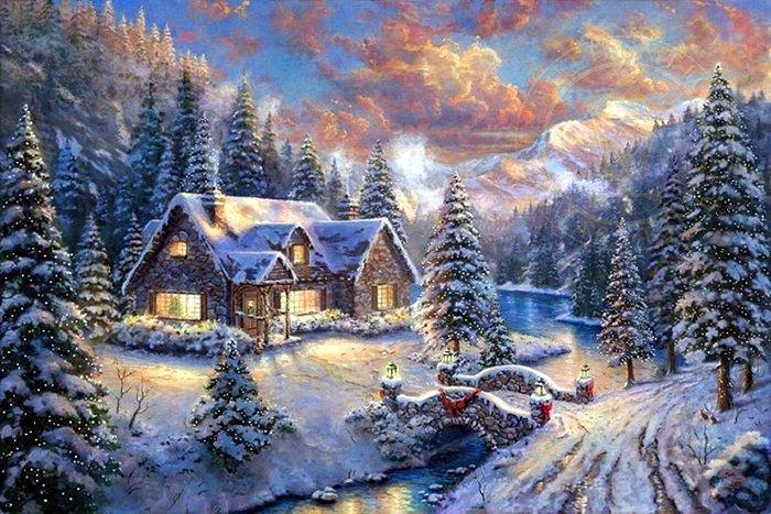 Yeni Yıl Gece