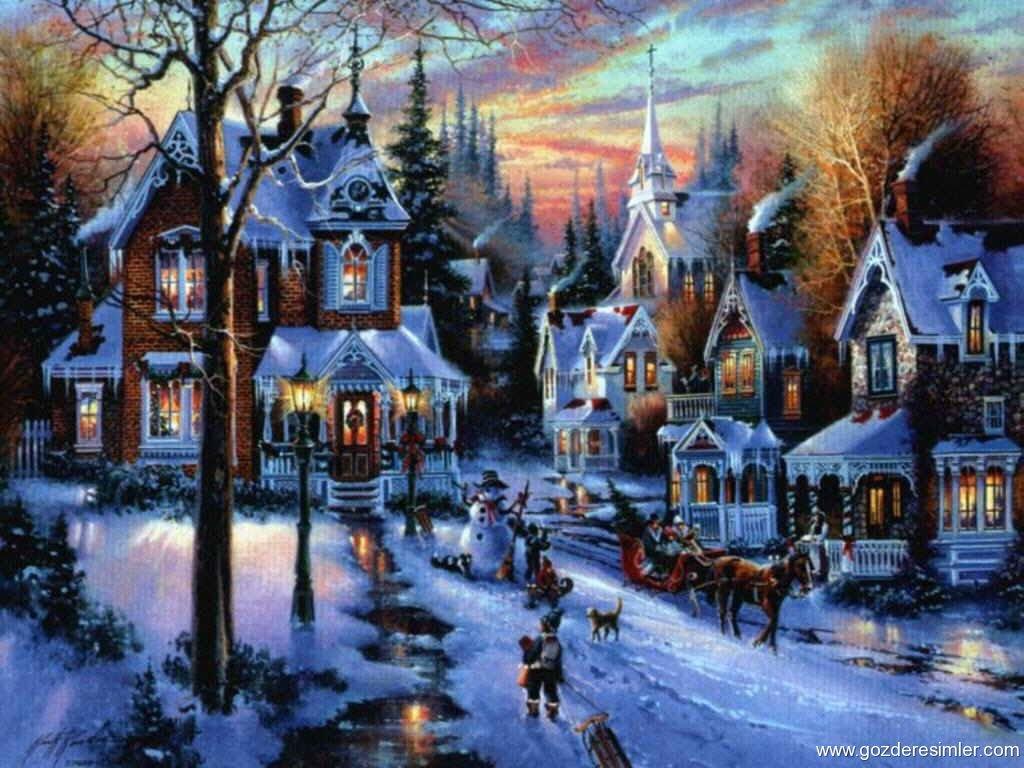 yeni yıl gecesi muhteşem görüntü