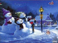 Yeni Yıl Noel Baba