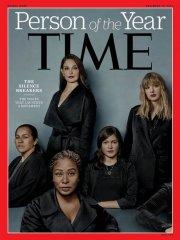 Sessizliği Bozanlar - Ben de - Time Dergisi Yılın Kişileri Yarışması