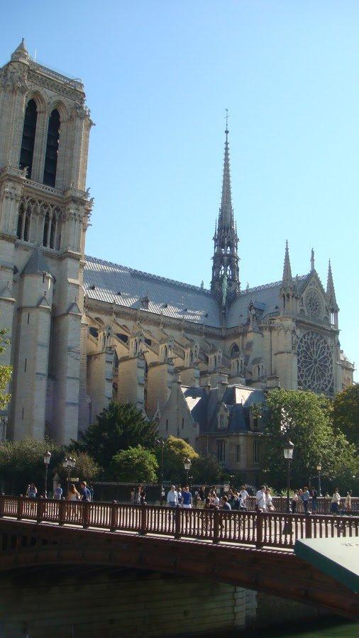 Notre Dame Dilerim Yeniden Kazanırız