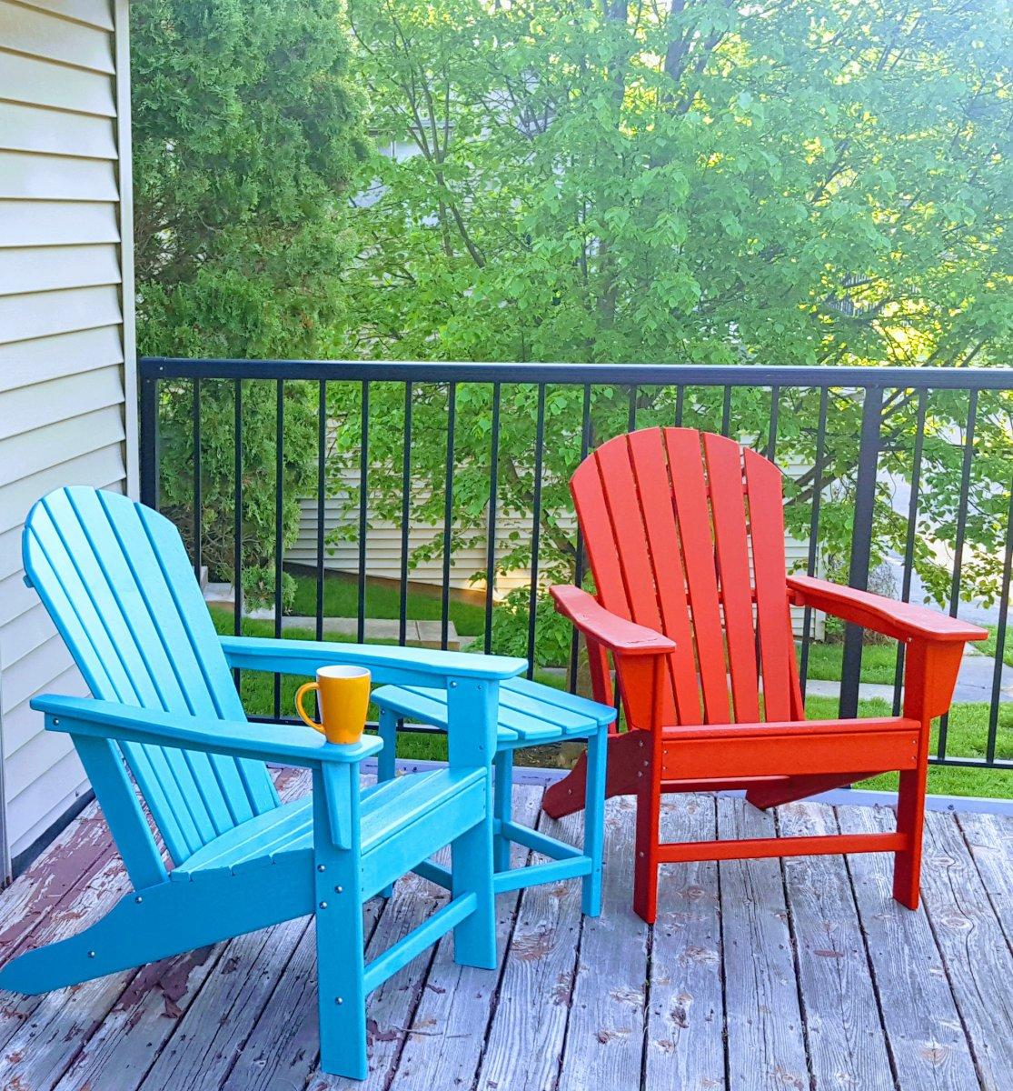 Bir Sandalye Klasiği: Adirondack Sandalye