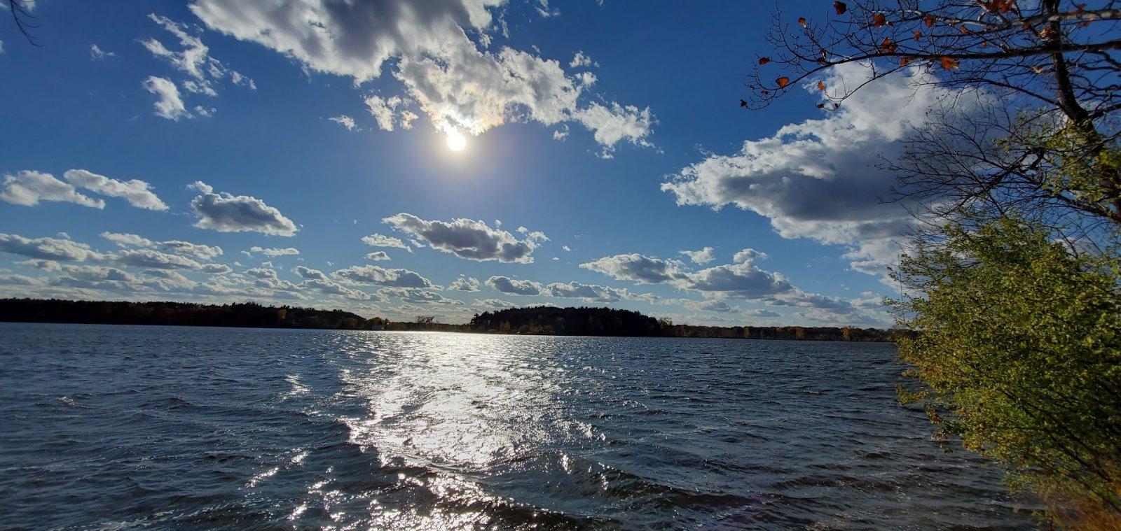 Bir Sonbahar Gününde Gökyüzü