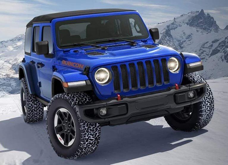 Motor Trend Jeep Wrangler'ı 2019 Yılının SUV'si Seçti